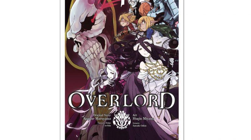 Overlord Tập 1 Chương 1