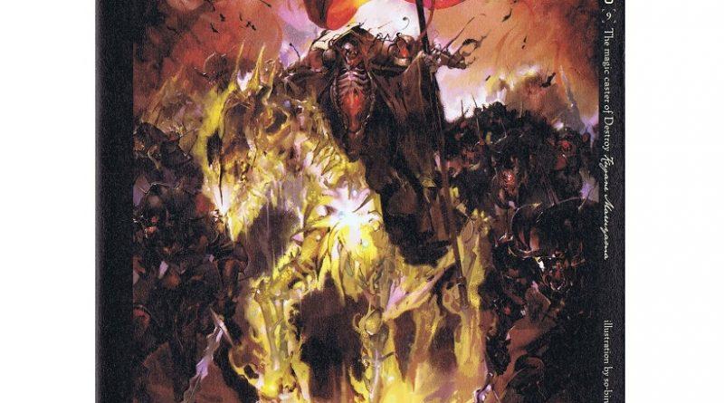 Overlord Tập 9 Mở Đầu