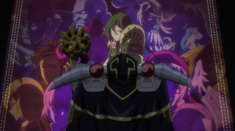 Overlord Tập 4 Giao đoạn