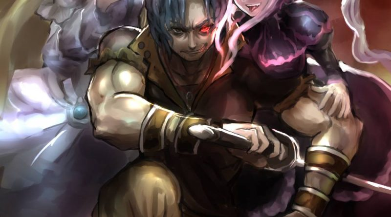 Overlord Fanfiction - Brain The Solitary sword