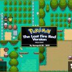 Giới thiệu Pokemon The Last Fire Red – GBA – Download