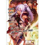 Light Novel – Công Cuộc Tái Thiết Vương Quốc Của Anh Hùng Chủ Nghĩa Hiện Thực