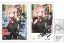 Light Novel – Thế Giới Otome Game Thật Khắc Nghiệt Với Nhân Vật Quần Chúng