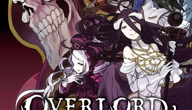 Truyện tranh Overlord Tập 1